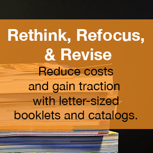 Discover Savings with Letter-size Catalogs and Booklets