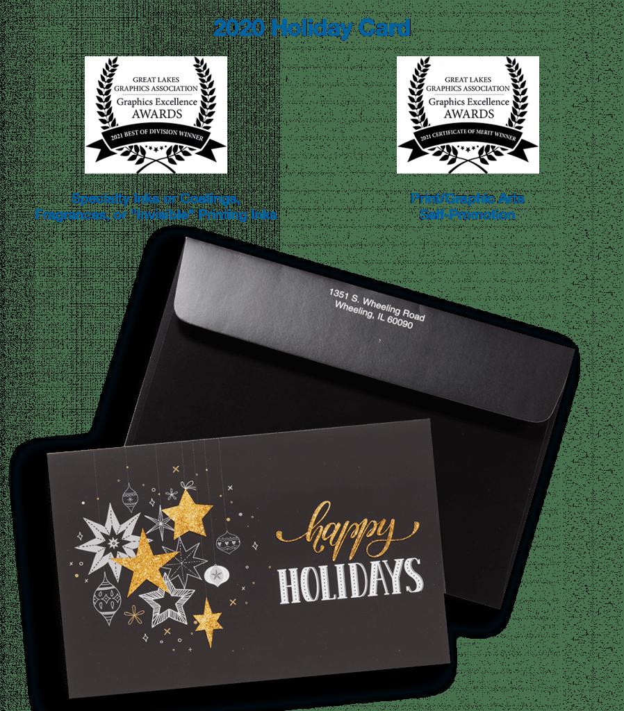 2020 Holiday Card GLGA 2021 Winner